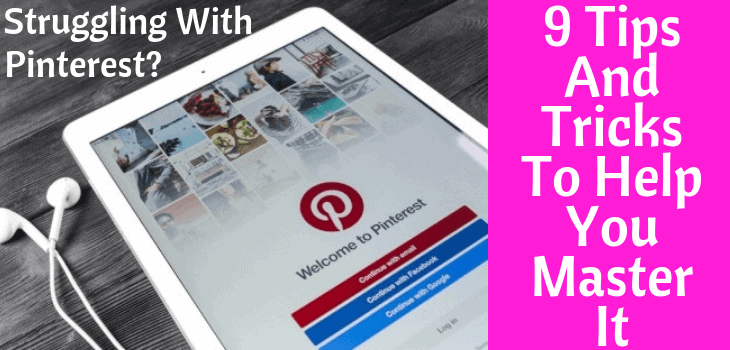 pinterest tips and tricks to increase your blog traffic