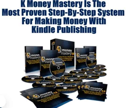 k money mastery review - introduction of the product