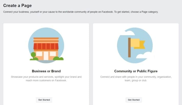 the first part of the training of five dollar posts will teach you how to create a facebook page