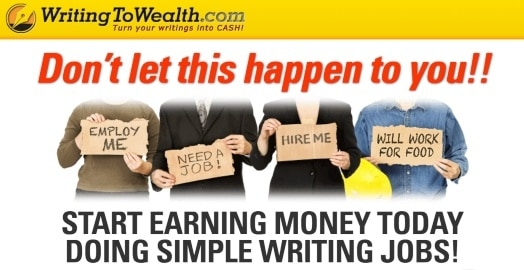 is writing to wealth a scam introduction to the product