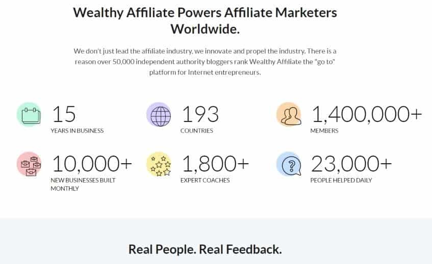 the wealthy affiliate testimonials what is wealthy affiliate