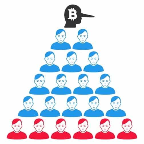 what is a pyramid scheme
