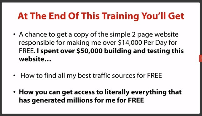 1K a day fast track review how does the training work