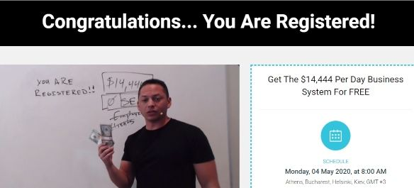 1k a day fast track review introduction of the product